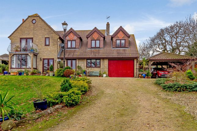 Thumbnail Detached house for sale in Valley Road, Portishead, North Somerset