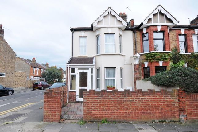 Thumbnail Flat to rent in Northcroft Road, London