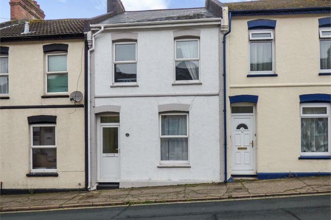 Thumbnail Terraced house for sale in Forest Road, Torquay, Devon