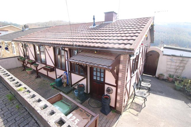 Thumbnail Semi-detached bungalow for sale in Coronation Crescent, Newbridge, Newport