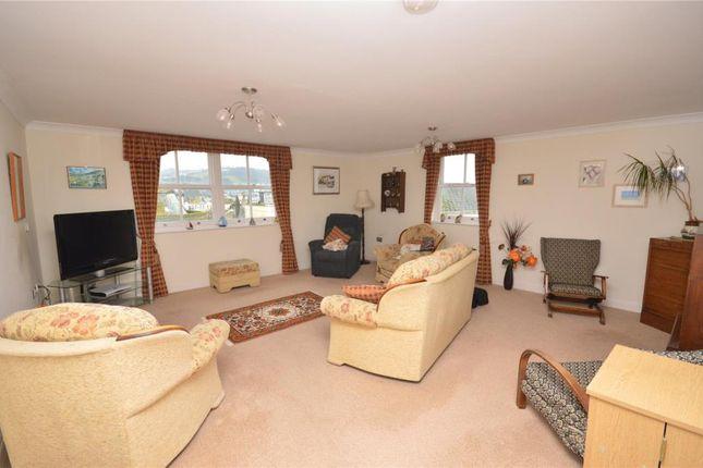 Thumbnail Flat for sale in Charlton Court, Bank Street, Teignmouth, Devon