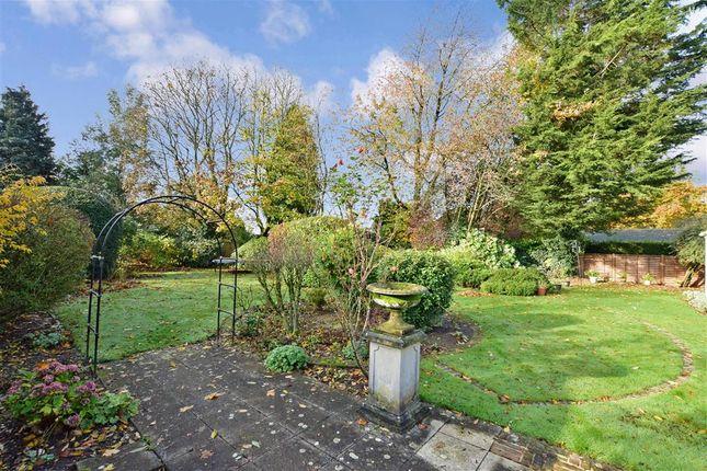 Rear Garden of Shepherds Way, Liphook, Hampshire GU30