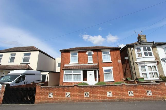 Thumbnail Detached house for sale in Shirley Park Road, Shirley, Southampton