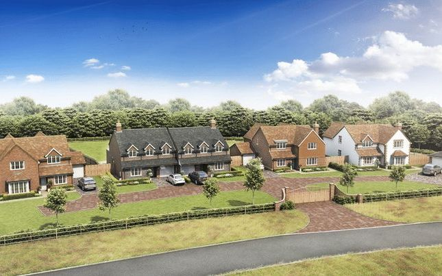 Thumbnail Detached house for sale in Hammersley Lane, Penn, High Wycombe