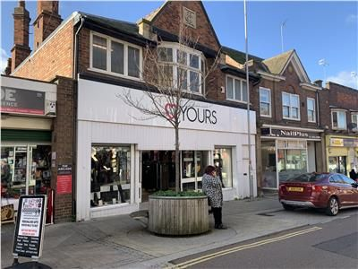 Thumbnail Retail premises to let in 57 High Street, Rushden, Northamptonshire