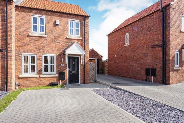 3 bed semi-detached house to rent in Kielder Drive, Waddington, Lincoln LN5