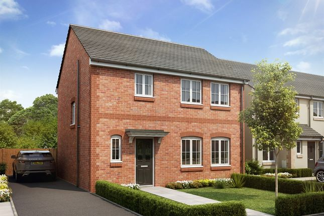"""Thumbnail Detached house for sale in """"The Whitehall """" at Thame Park Road, Thame"""