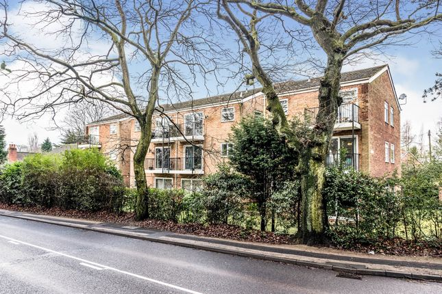 Thumbnail Flat for sale in Thornhill Road, Streetly, Sutton Coldfield