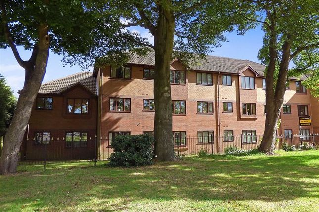 1 bed flat for sale in Rowan Croft, Cannock, Staffordshire