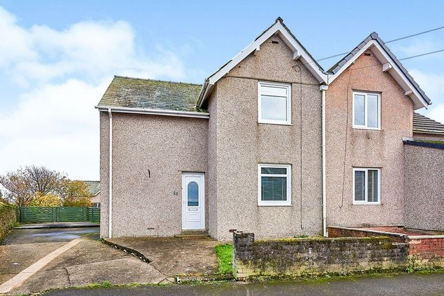 Thumbnail Semi-detached house to rent in Central Road, Whitehaven