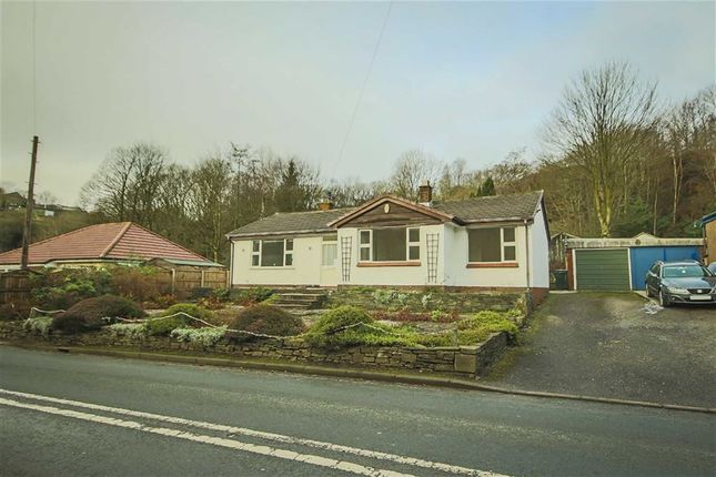 Thumbnail Detached bungalow for sale in Burnley Road East, Rossendale, Lancashire