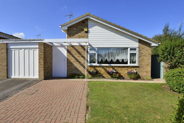 Thumbnail Detached bungalow for sale in Cliff Field, Westgate-On-Sea