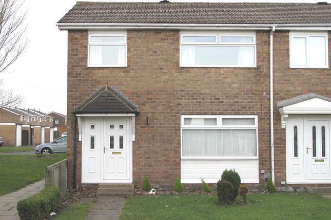 Thumbnail Terraced house to rent in Coltpark Place, Collingwood Grange, Cramlington
