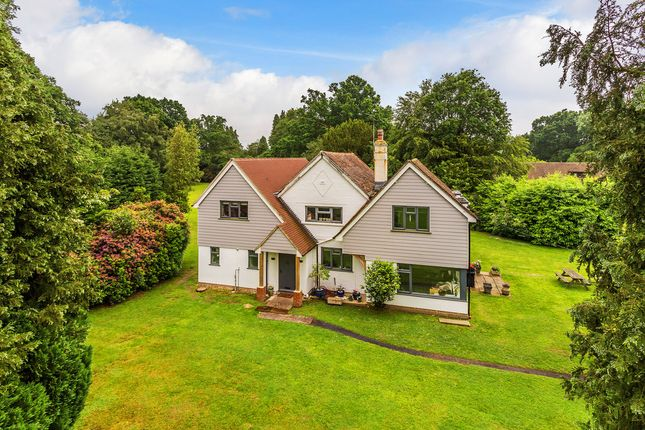 Thumbnail Detached house for sale in Snow Hill, East Grinstead