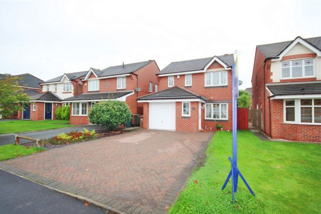 Thumbnail Detached house for sale in The Pastures, St. Helens