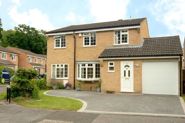 Thumbnail Detached house for sale in Abingdon Road, Sandhurst, Berkshire