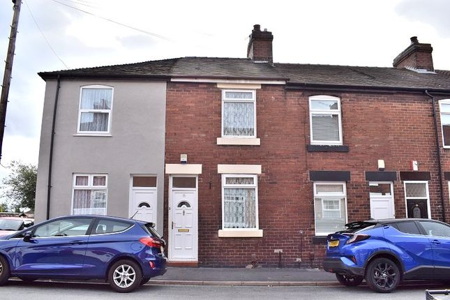 Thumbnail Terraced house for sale in Cromer Street, May Bank, Newcastle