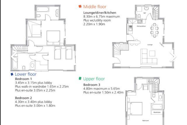 Floor Plan Villa-Jasmine