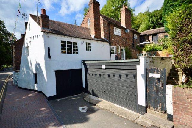 Thumbnail Detached house for sale in The Wharfage, Ironbridge, Telford, Shropshire.