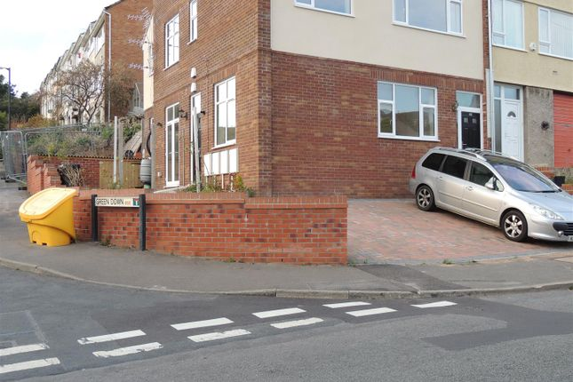 Parking of Troopers Hill Road, St. George, Bristol BS5