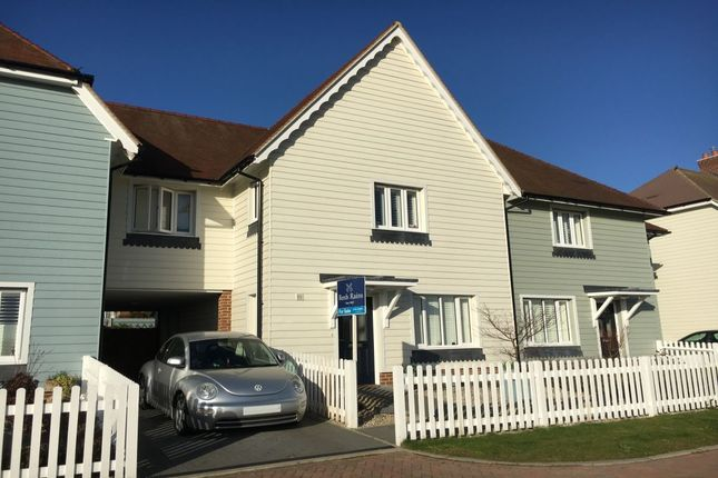 Thumbnail Terraced house for sale in Vidler Square, Rye