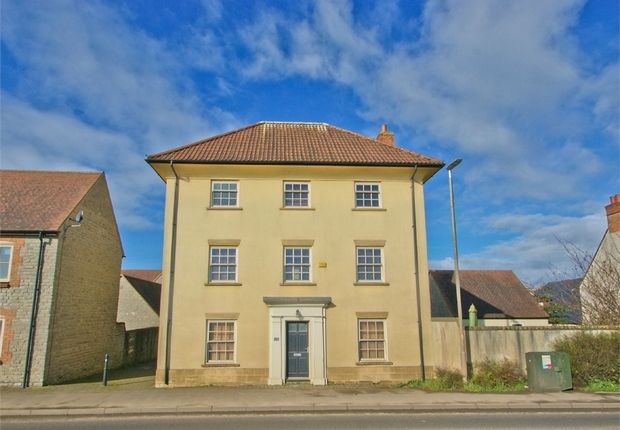 Thumbnail Detached house for sale in Nalder Close, Shepton Mallet