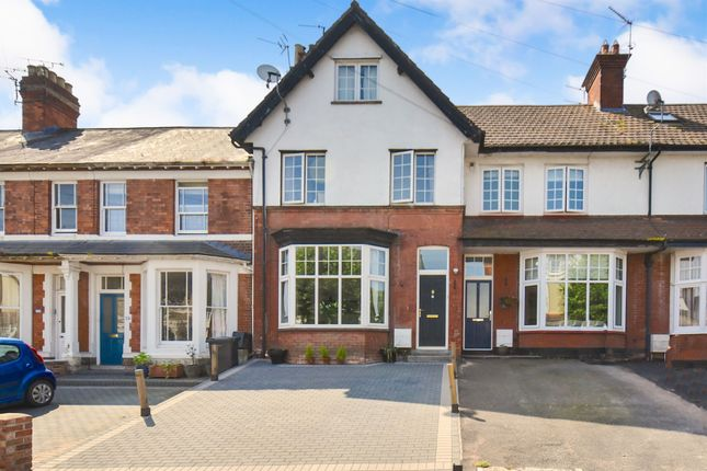 Thumbnail Terraced house for sale in Belvedere Road, Taunton