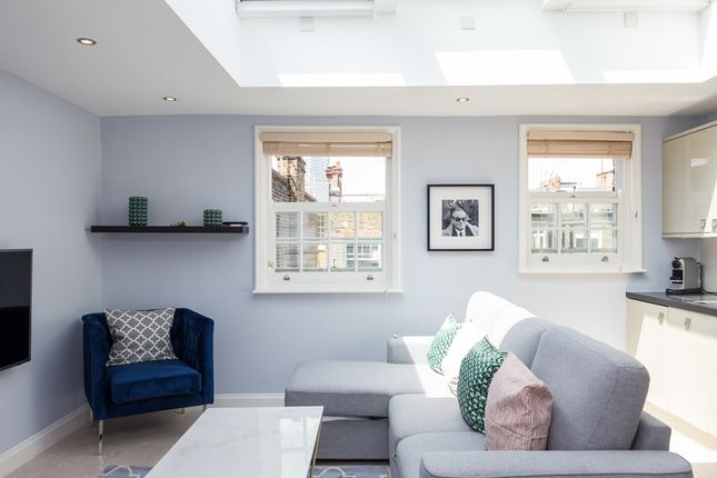 Thumbnail Duplex to rent in Floral Street, Covent Garden, London
