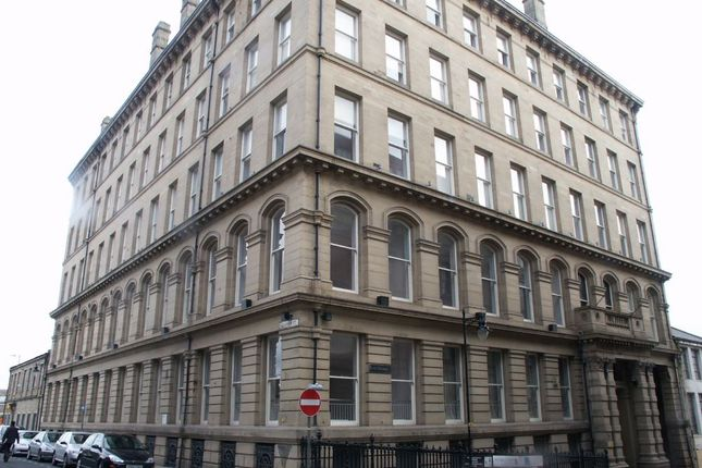 Thumbnail Flat to rent in Behrens Warehouse, 26 East Parade, Bradford, West Yorkshire
