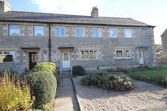 Thumbnail Terraced house for sale in Allardyce Crescent, Aberlour