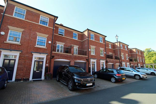 Thumbnail Town house for sale in Cadman Place, The Old Meadow, Shrewsbury
