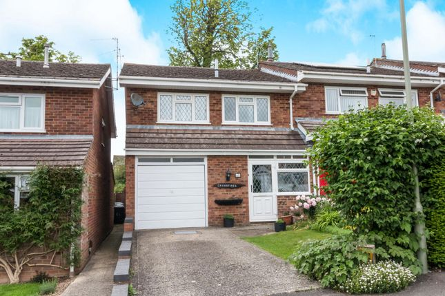 Thumbnail Property to rent in Frescade Crescent, Basingstoke