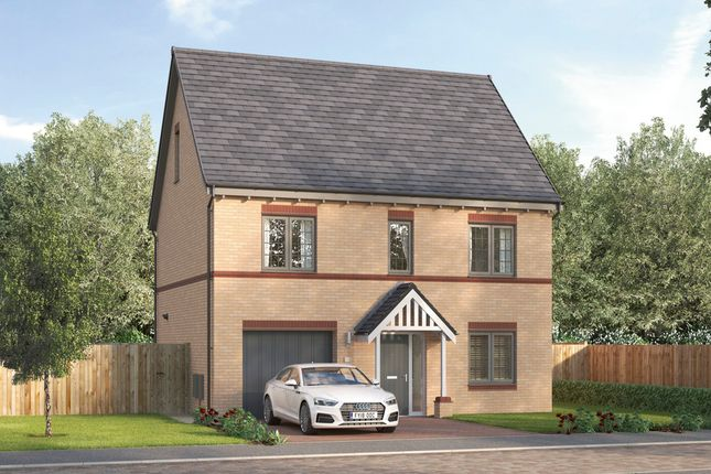 Thumbnail Detached house for sale in St. Catherines Villas, Wakefield