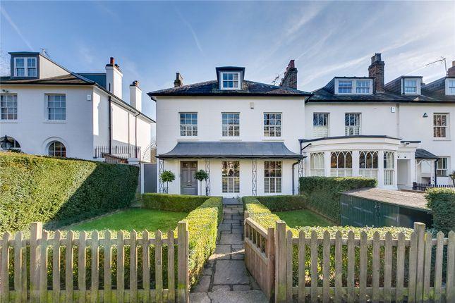 Thumbnail Semi-detached house for sale in Heathfield Gardens, Wandsworth, London