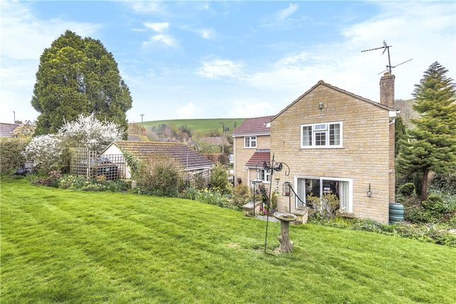 Thumbnail Detached house for sale in Middle Ridge Lane, Corton Denham, Sherborne, Somerset