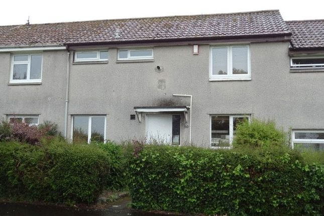 Thumbnail Terraced house to rent in Huntly Drive, Glenrothes, Fife