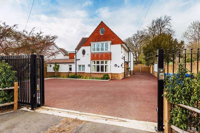 6 bed detached house for sale in Edes Cottages, Ottways Lane, Ashtead KT21