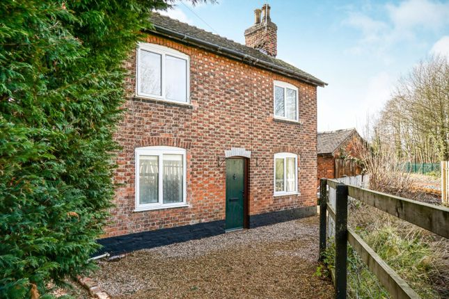 Thumbnail Detached house for sale in London Road, Nantwich