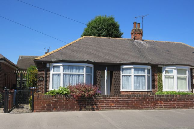 Thumbnail Semi-detached bungalow for sale in Telford Street, Hull