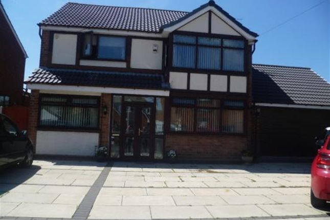 Thumbnail Detached house for sale in Bryn Road South, Ashton-In-Makerfield, Wigan