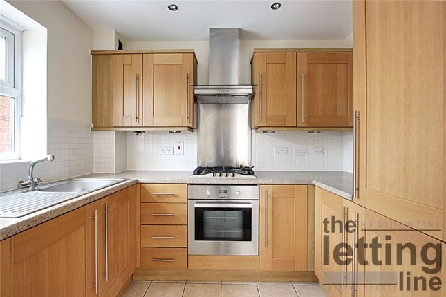 Thumbnail Flat to rent in Enders Close, Enfield