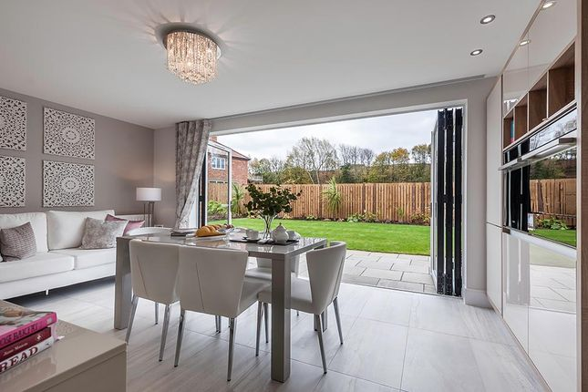 "4 bedroom detached house for sale in ""The Overbury"" at Wellfield Road North, Wingate"