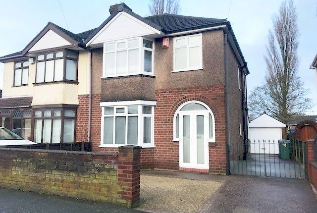 3 bed semi-detached house to rent in Hadley Road, Bilston WV14