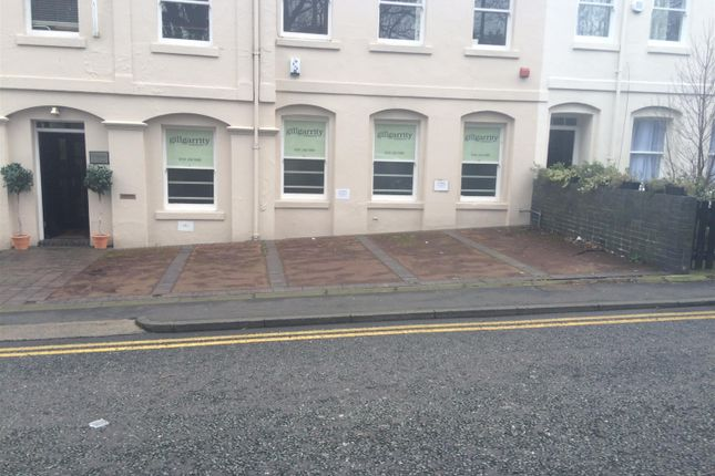 Parking/garage to rent in Leazes Crescent, Newcastle Upon Tyne