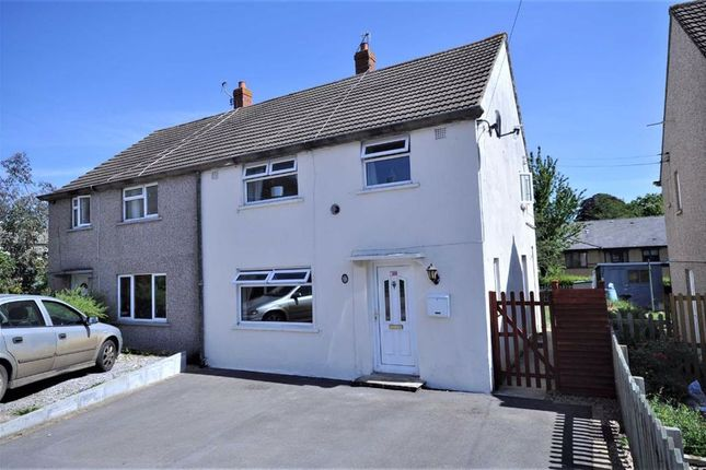 Thumbnail Semi-detached house for sale in Moseley Road, Cashes Green, Stroud