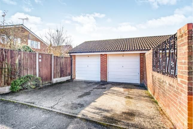 Double Garage of The Grazings, Hemel Hempstead, Hertfordshire HP2