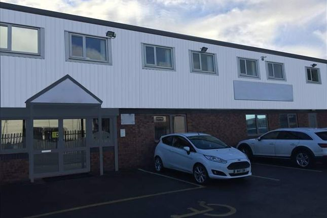 Office to let in West Dock Street, Hull