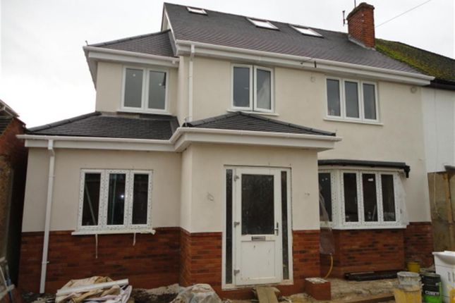 Thumbnail Semi-detached house for sale in Castleview Road, Slough