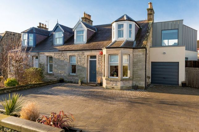 Thumbnail Semi-detached house for sale in 60 Lasswade Road, Liberton