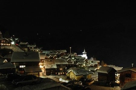 Image of Grimentz - Val D'anniviers, Valais, Switzerland
